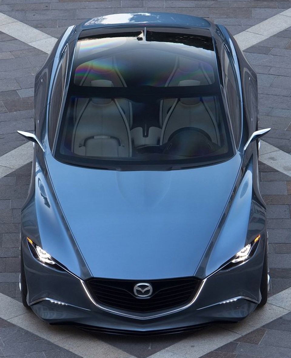 Mazda Shinari Konsept (2010)