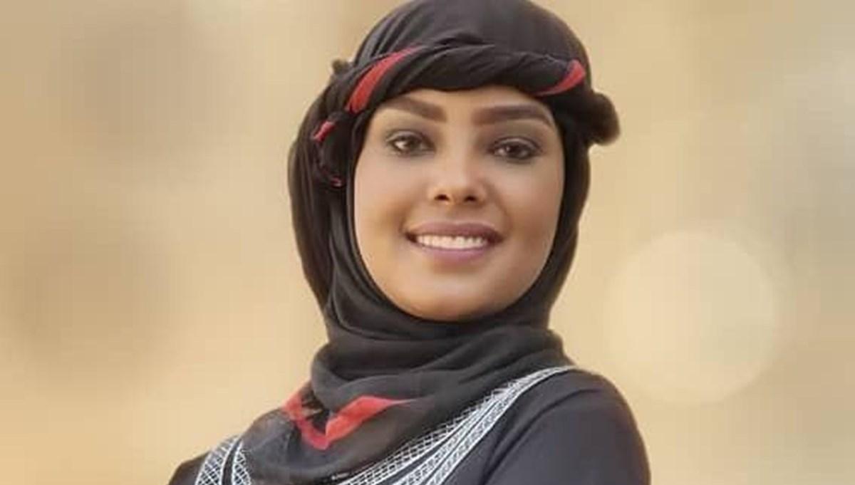 Yemenli model Entesar Al-Hammadi sokakta kaçırıldı