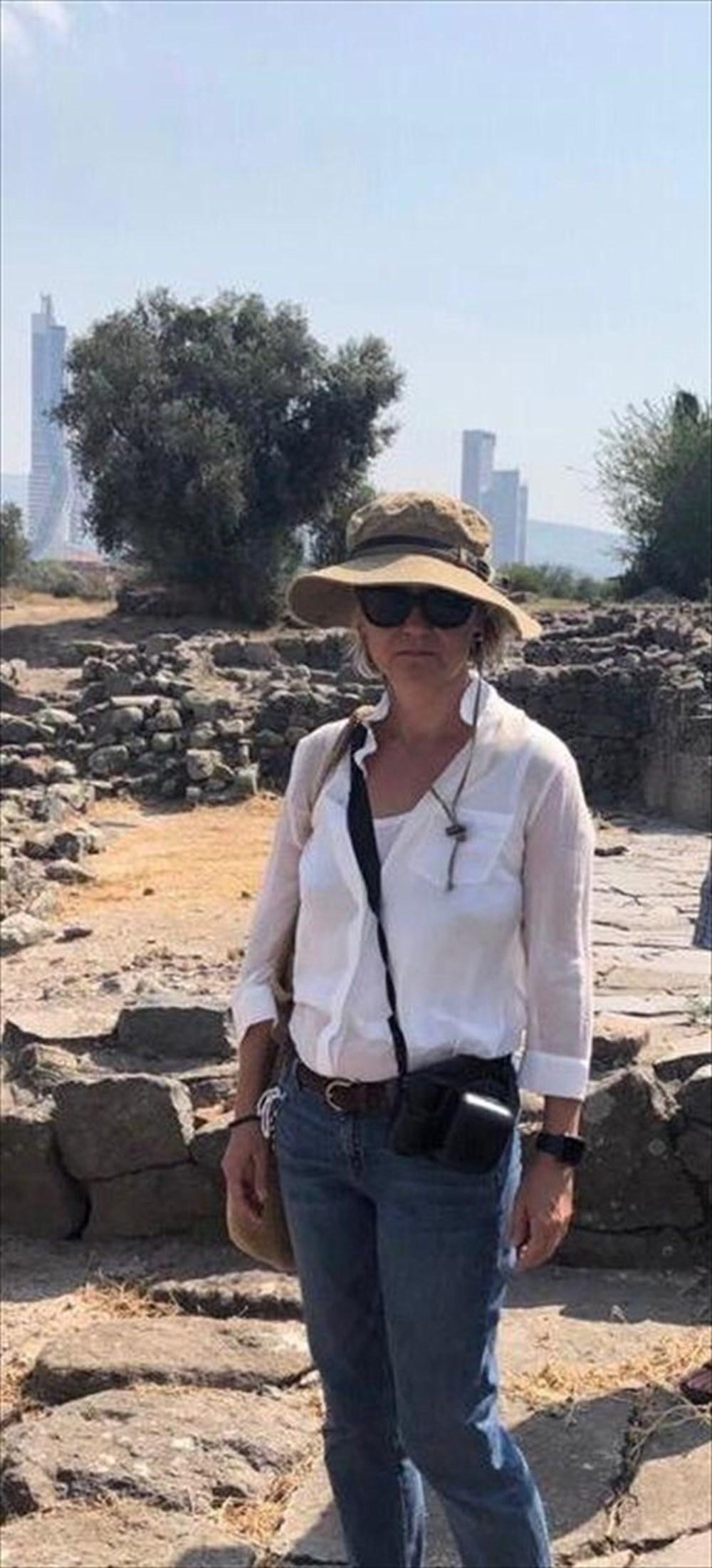 Urla'da 2 bin 500 yıl öncesine ait Afrodit Tapınağı kalıntıları bulundu - 4