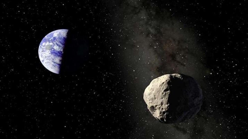 NASA'dan Dünya'ya çarpacağı duyurulan dev Apophis gök taşına ilişkin kritik açıklama - 1