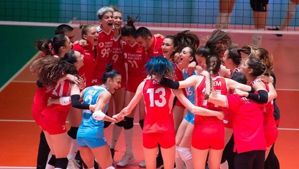 Filenin Sultanları, Olimpiyat elemelerinde yarı finale yükseldi