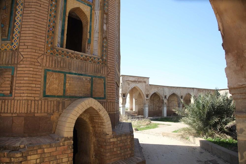 Tarihi Kerkük Kalesi yıkılmanın eşiğinde - 10