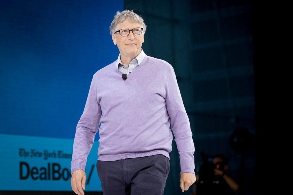 Bill Gates: Evliliğim benim yüzümden battı - 5