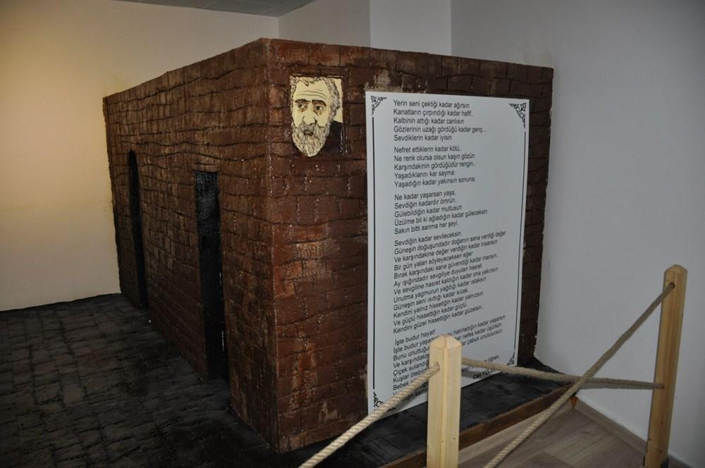 Bodrum'daki Çikolata Müzesi'nde 7 ton çikolata kullanıldı - 2