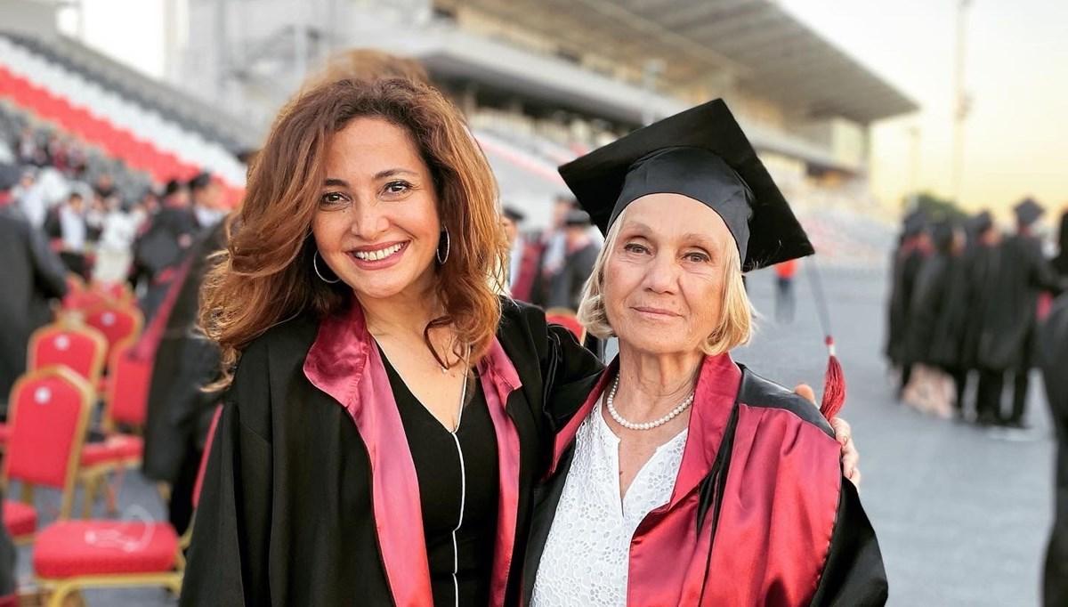 74 yaşında Cerrahpaşa Tıp Fakültesi'nden mezun oldu