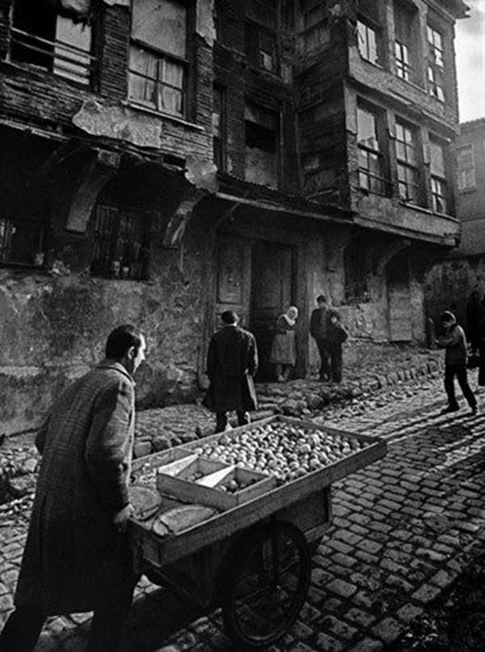 Vefatının ikinci yılında Ara Güler'in objektifinden İstanbul fotoğrafları - 13