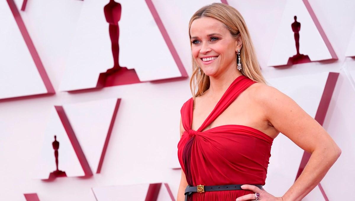 Reese Witherspoon iş kadını olarak Time'ın kapağında