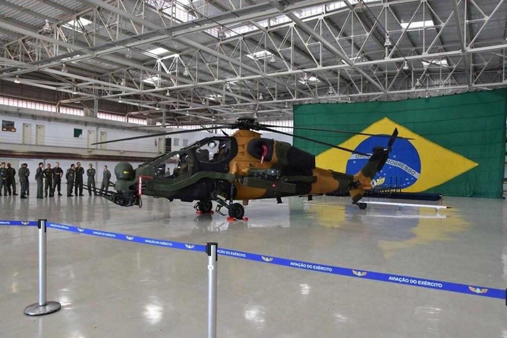 Aksungur tam yüklü mühimmatla 1 günden fazla uçtu (Türkiye'nin yeni nesil silahları) - 88