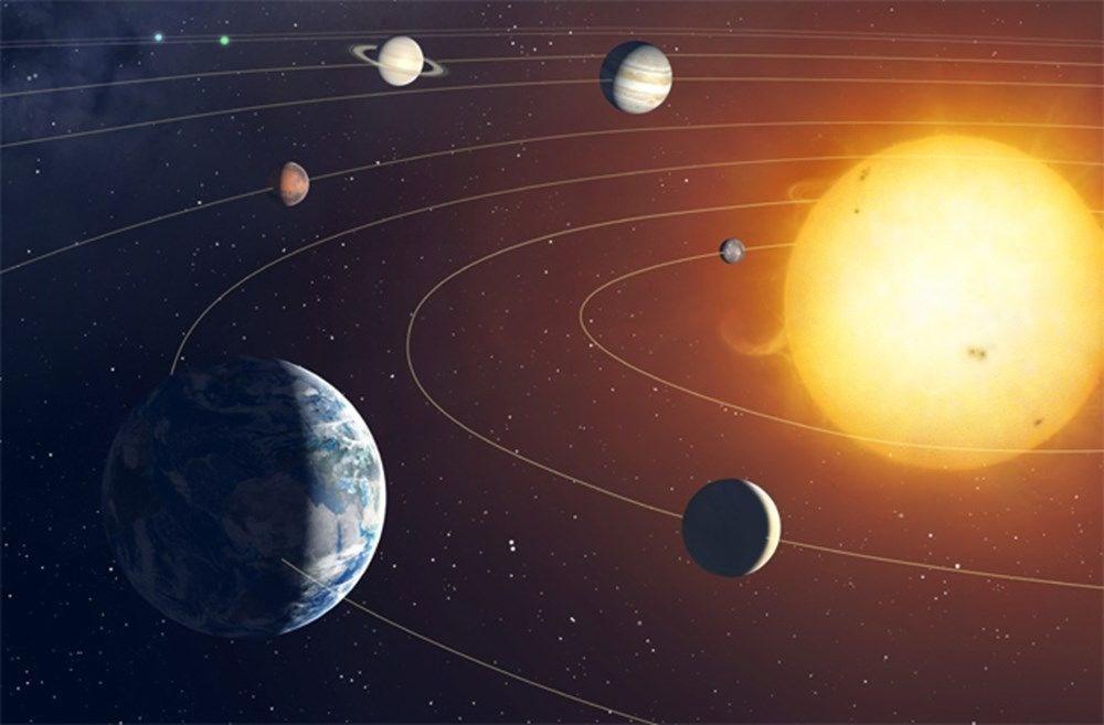 """397 yıl sonra bir ilk: Jüpiter ve Satürn gökyüzünde """"tek bir yıldız"""" gibi parlayacak - 4"""