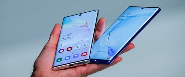 Samsung GalaxyNote10 veNote 10Plus'ınTürkiye fiyatı belli oldu!