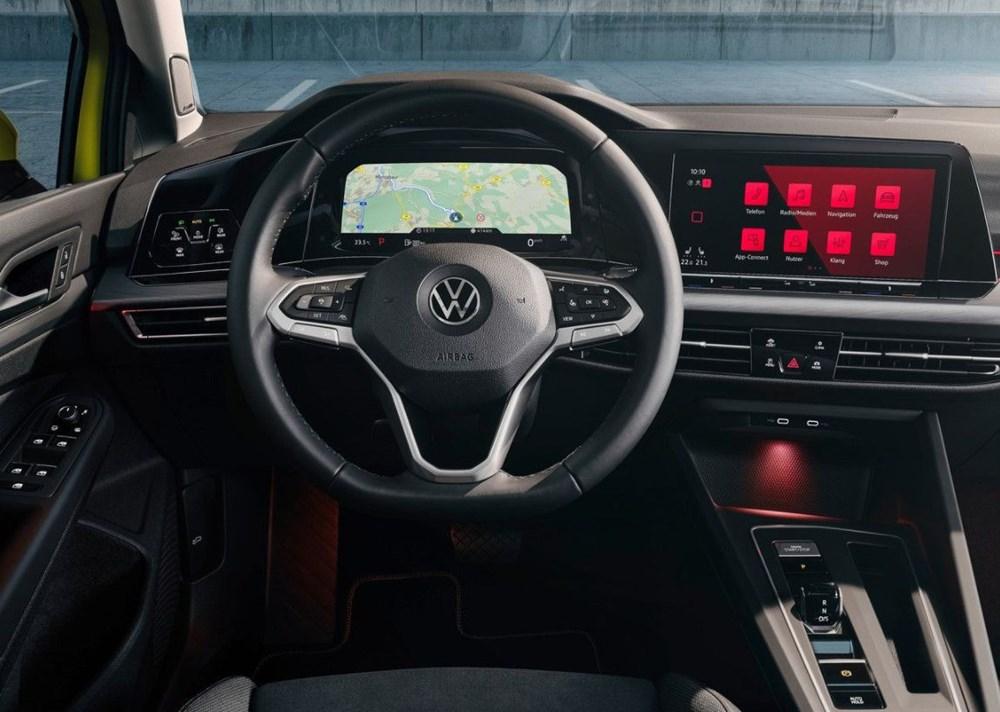 Yeni Volkswagen Golf Türkiye'de (Fiyatı belli oldu) - 16