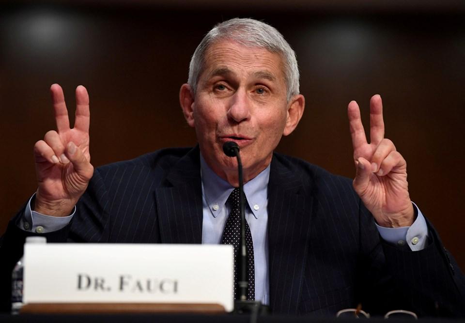 ABD Ulusal Alerji ve Enfeksiyon Hastalıkları Enstitüsü Müdürü Prof. Dr. Anthony Fauci