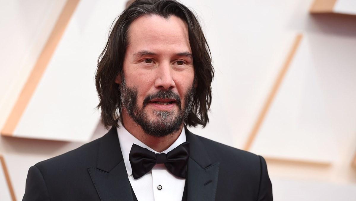 Keanu Reeves'in Matrix 4'ten kazanacağı para tartışılıyor