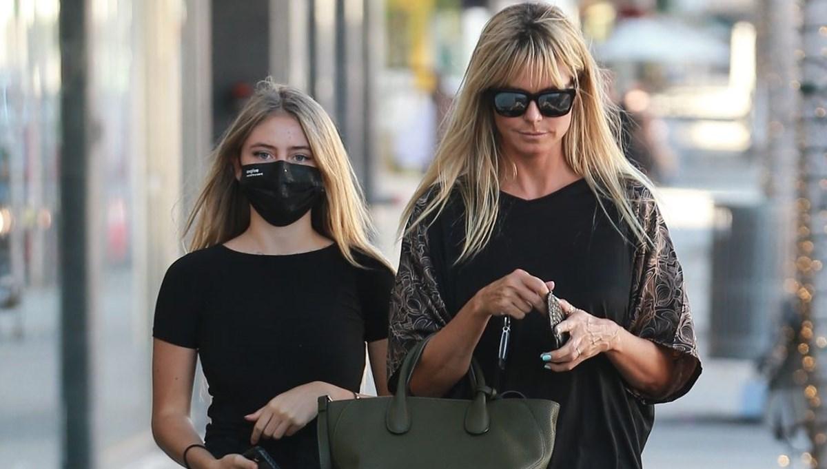 Heidi Klum'dan kızı için babasını dava