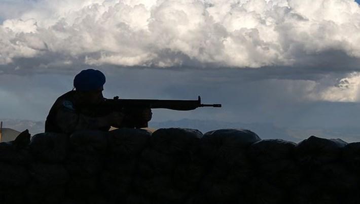 """PKK'ya karşı """"Kıran"""" operasyonu"""