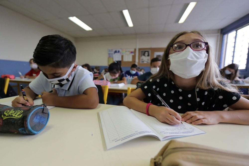 Avrupa'daki okullar corona virüs ile nasıl başa çıkıyor? - 5