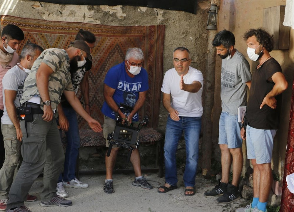Muallim filminin çekimleri Kula'da devam ediyor - 6