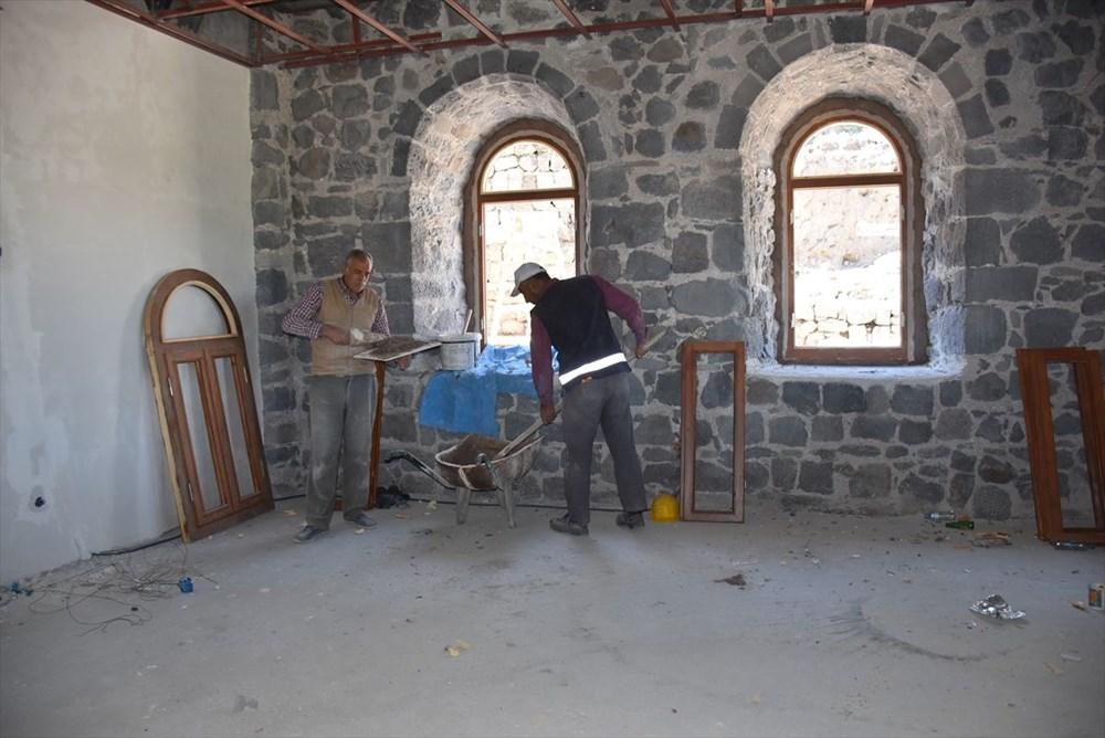 Osmanlı-Rus Savaşı'nın tanığı tarihi Beylerbeyi Sarayı eski ihtişamına kavuşuyor - 6