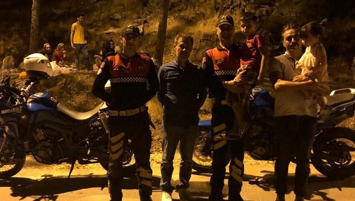 Kilis'te kaybolan çocuk bulundu