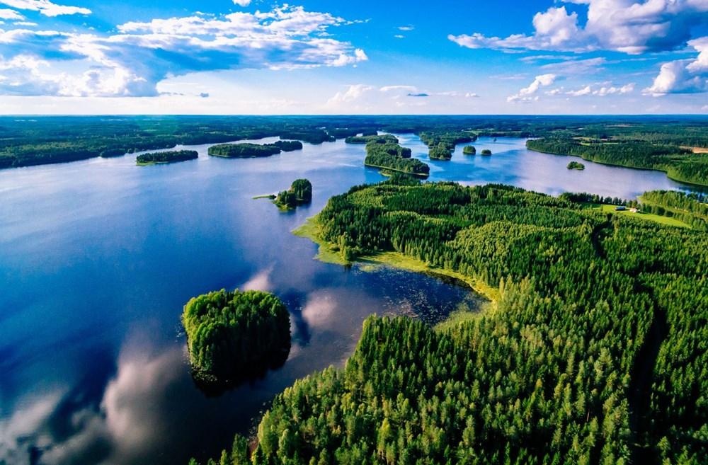 Dünyanın en mutlu ülkesi Finlandiya: Olağanüstü sayıda yabancı işçiye ihtiyacımız var - 13