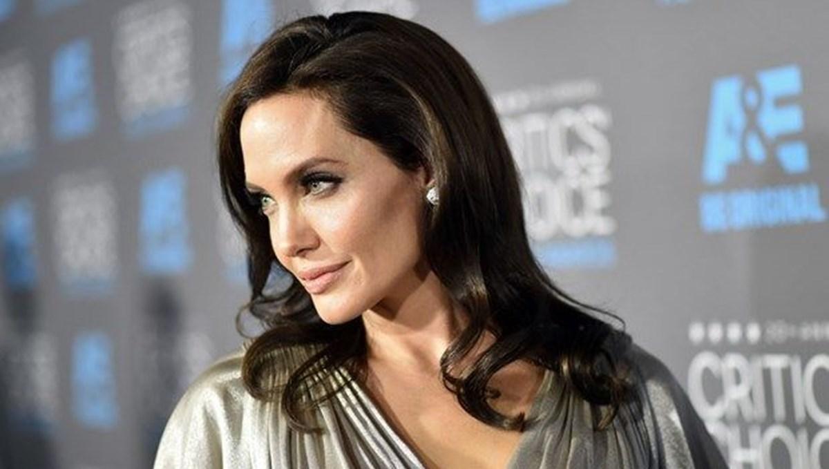 Angelina Jolie'den Eternals itirafı: Delirdiğimi hissettim