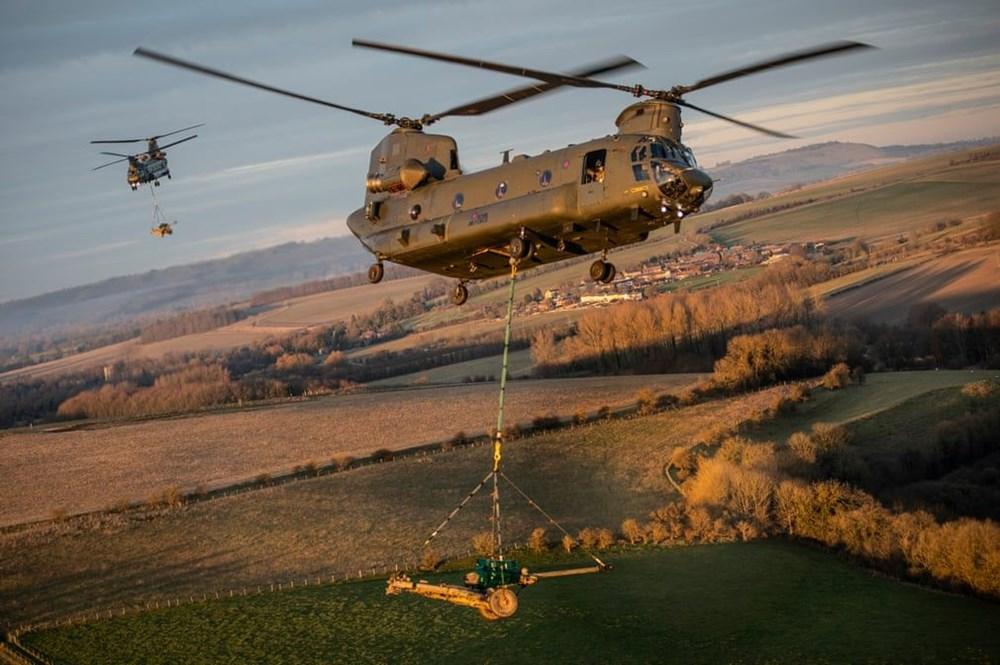 2020 Kraliyet Hava Kuvvetleri Fotoğraf Yarışması'nın kazananları - 5