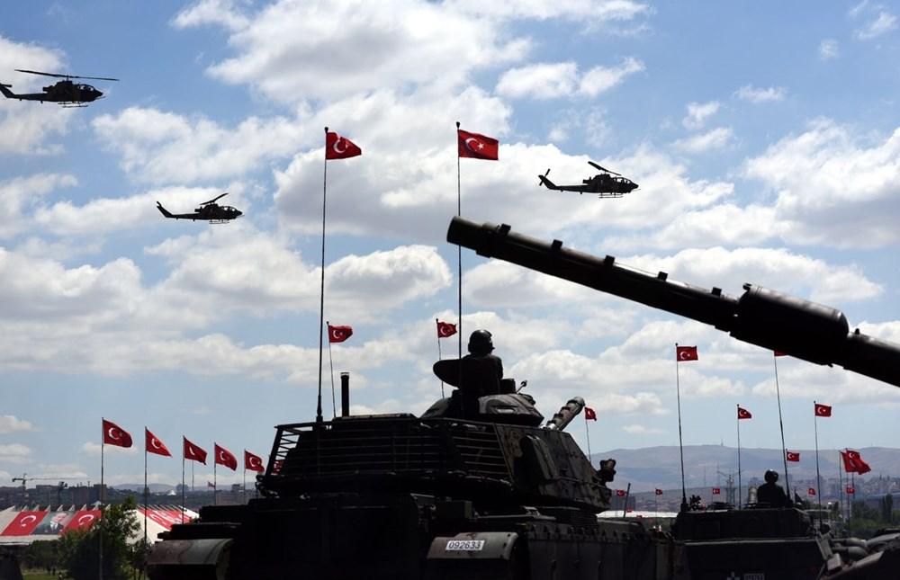 Dünyanın en fazla askeri harcama yapan 25 ülkesi: Listede Türkiye de var - 12