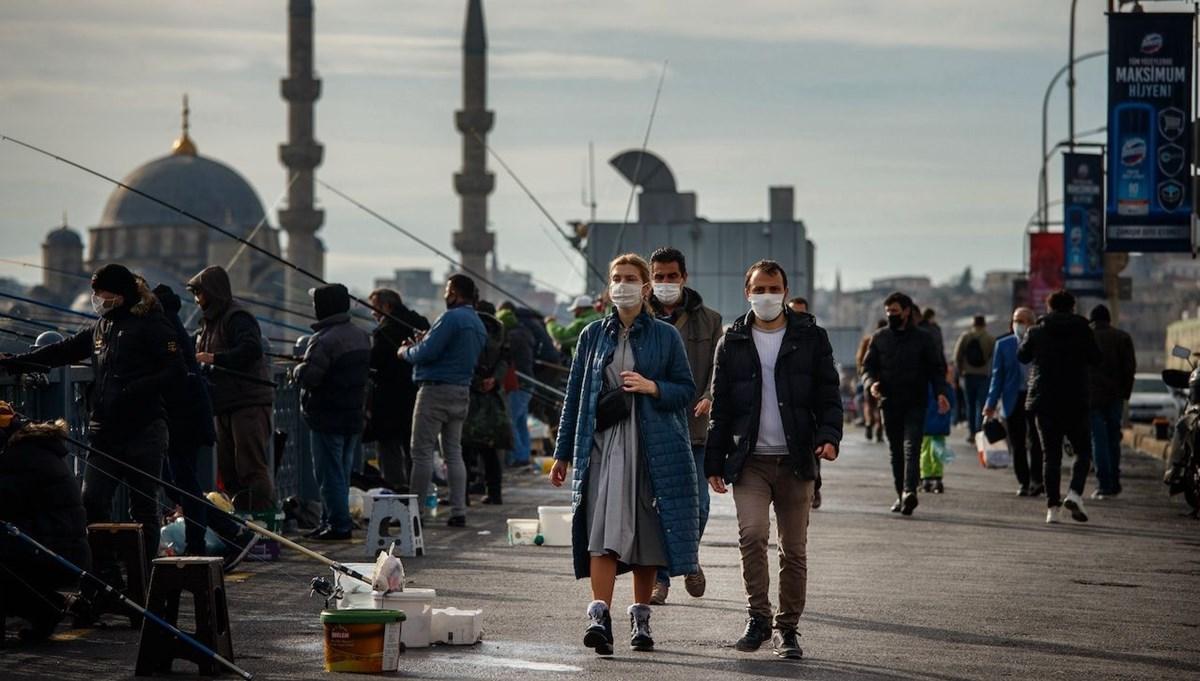 Araştırma: Türkiye'de her 3 kişiden 1'inin Covid-19'a karşı bağışıklık kazandığı öngörülüyor