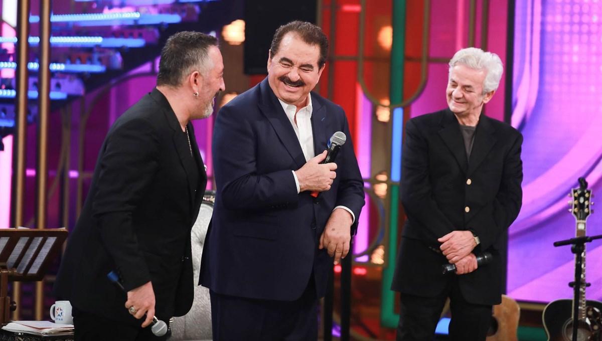 İbo Show 9. bölüm fotoğrafları yayınlandı: MFÖ, Zafer Algöz ve Cem Yılmaz konuk oluyor