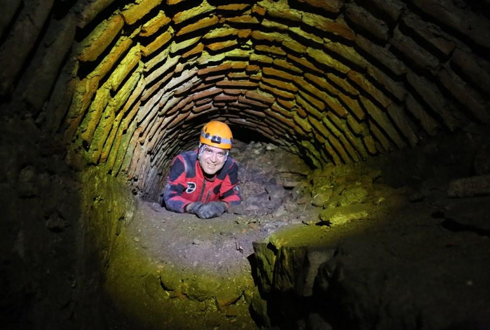 Ayasofya'da yer altı yapıları keşfedildi - 3