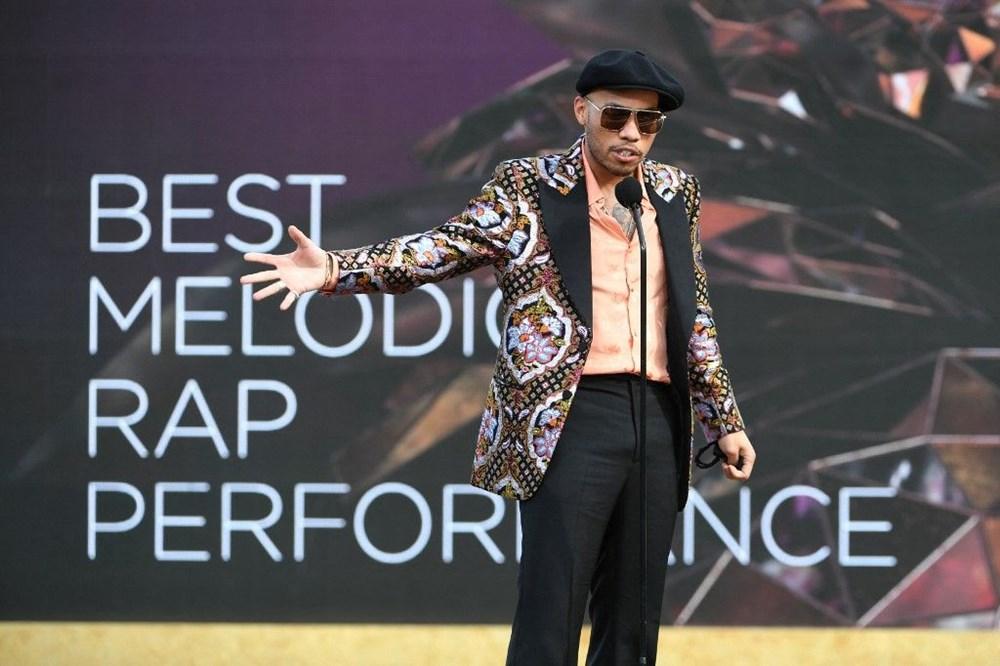 2021 Grammy Ödülleri'nin sahipleri belli oldu - 15