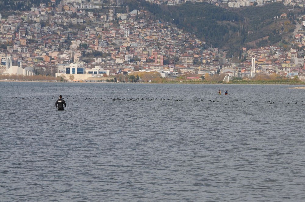 Denizde 3 kilometre kovalamaca - 5