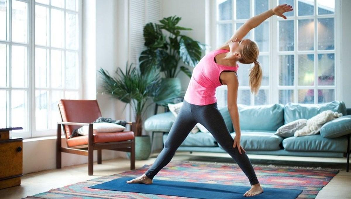 Bilim açıkladı: Forma girmek için haftada üç  gün 11 dakika spor yeterli