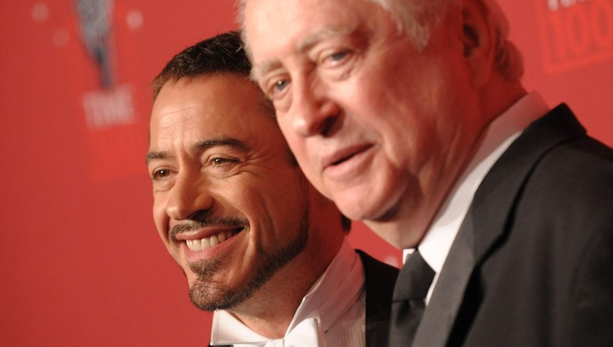 Robert Downey Jr'ın yönetmen babası Robert Downey Sr hayatını kaybetti