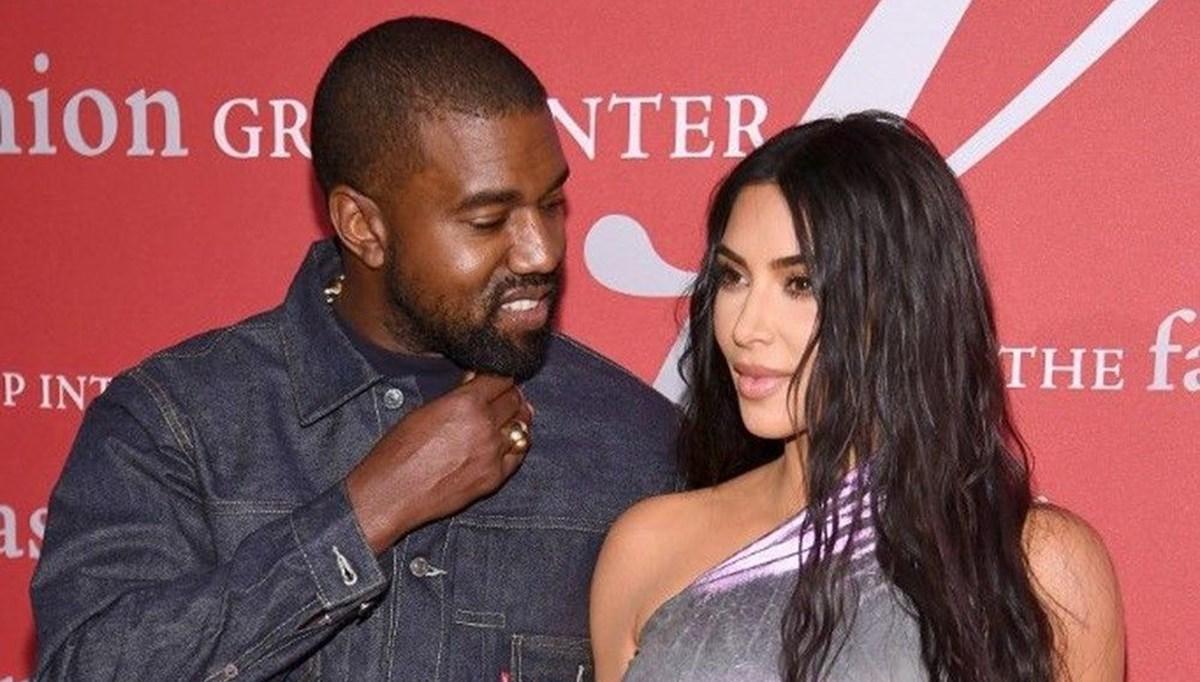 Kanye West'ten boşanmak üzere olan Kim Kardashian'ın 14 Şubat Sevgililer Günü planı