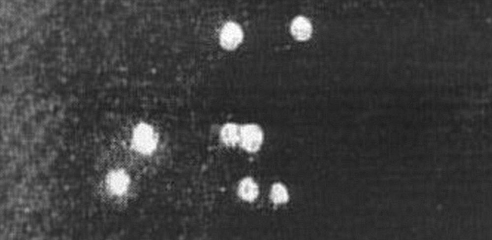 Pentagon'dan 'UFO' raporu (Savaş pilotunun çektiği fotoğraf sızdı) - 22
