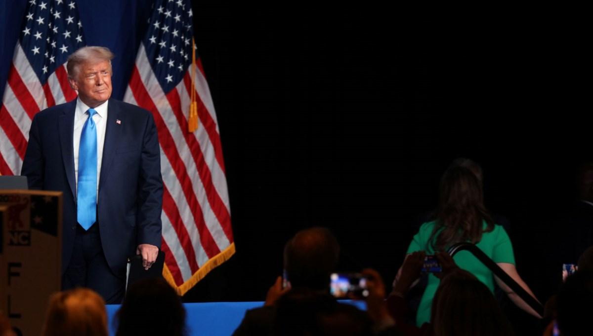 Trump: Demokratlar'ın seçimi kazanmasının tek yolu hile yapmaları