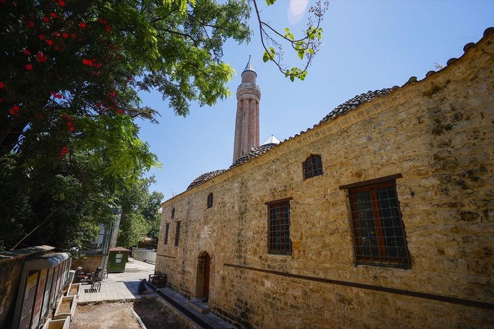 Antalya'nın geçmişe açılan kapısı 'Kaleiçi' - 13