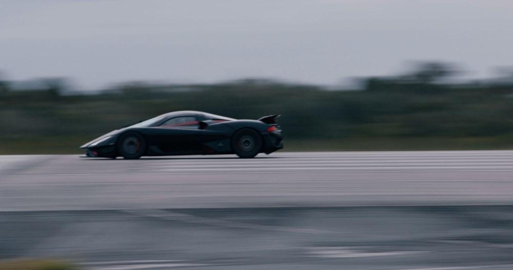 SSC Tuatara, 'Dünyanın en hızlı otomobili' olduğunu kanıtladı - 6