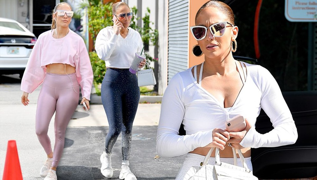 Jennifer Lopez spora geri döndü