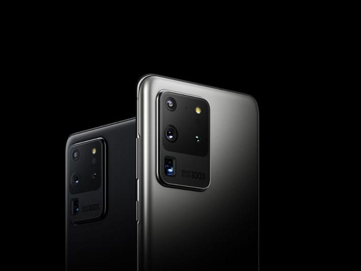 Galaxy S20 Ultra'nın, görüntü sensörünün detayları belli oldu