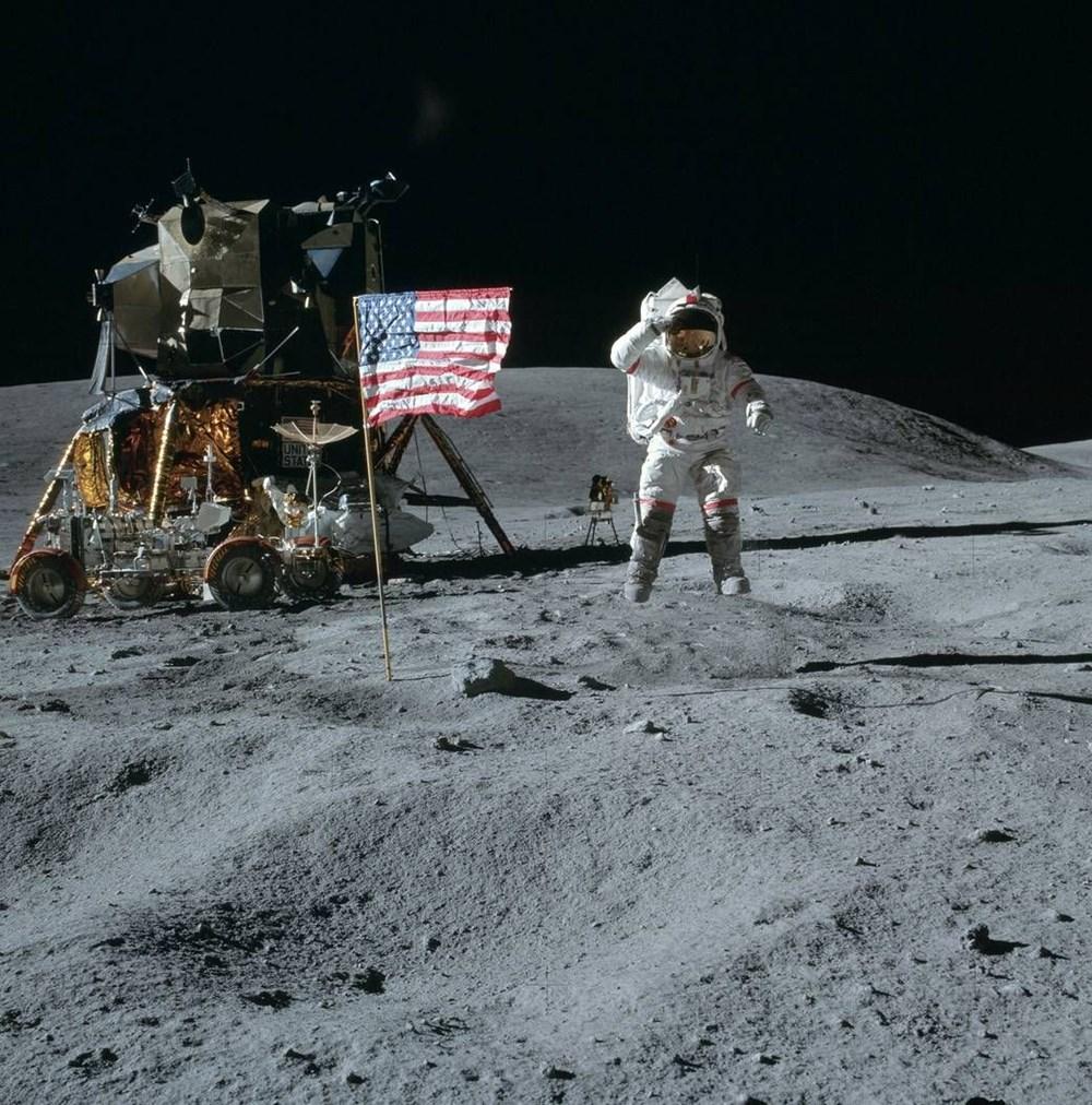 Ay'a 2025'ten önce gidilmeli: Uzayda havalar bozacak - 12