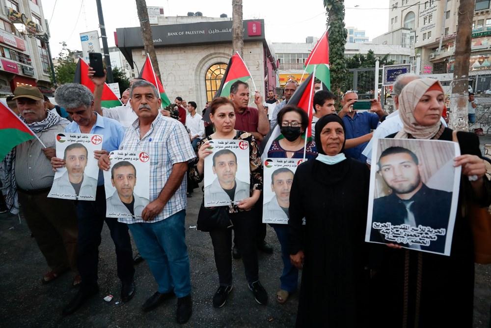 Intervensi keras dari tentara Israel ke Palestina - 9
