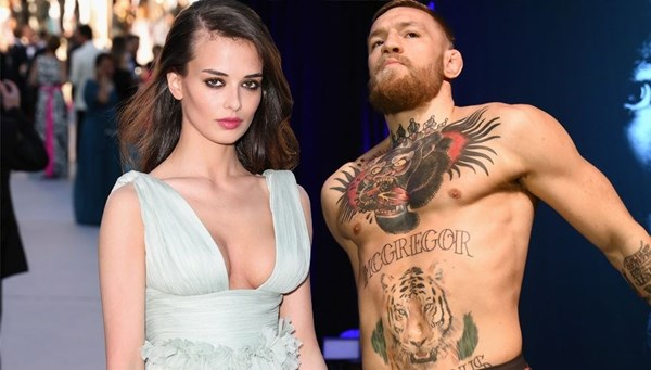 Elif Aksu ile Conor McGregor aşk mı yaşıyor?