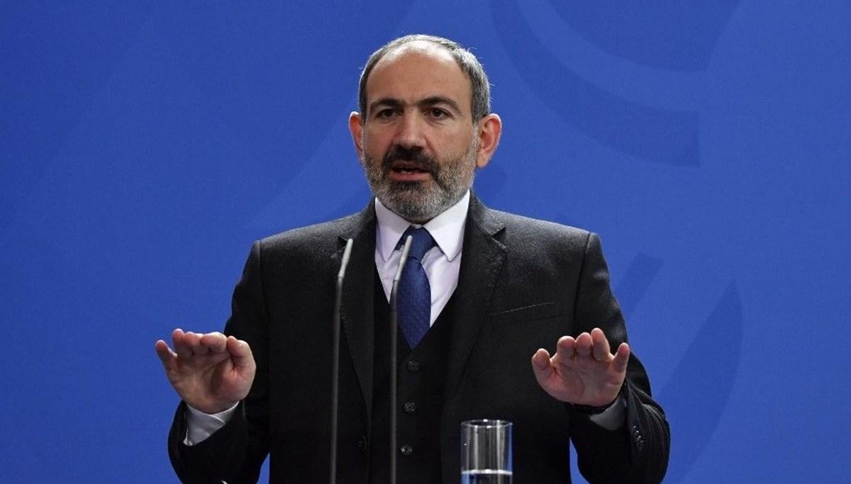 SON DAKİKA:Ermenistan Başbakanı Paşinyan istifa etti