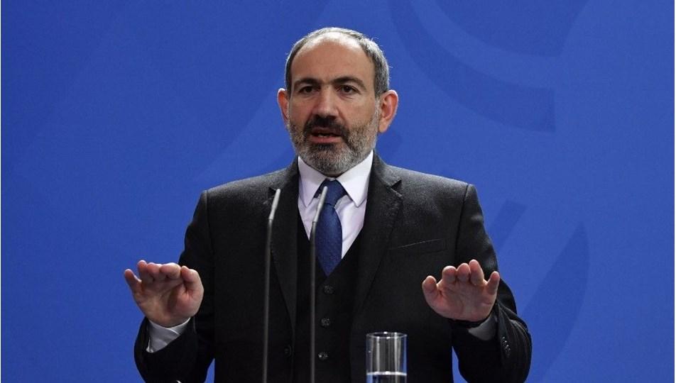 SON DAKİKA HABERİ: Ermenistan Başbakanı Paşinyan istifa etti