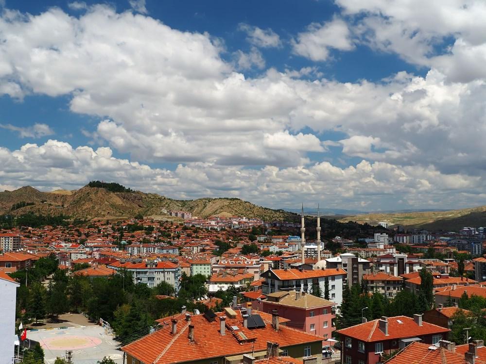 Türkiye'nin en mutlu şehirleri belli oldu - 15
