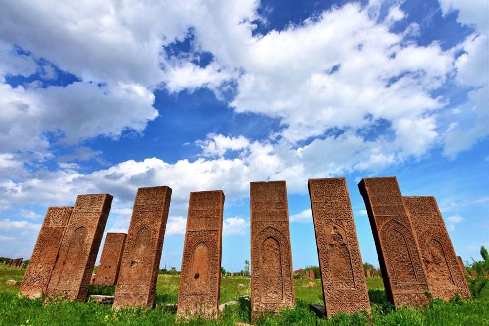Anadolu'nun Orhun Abideleri: Ahlat Selçuklu Meydan Mezarlığı - 3