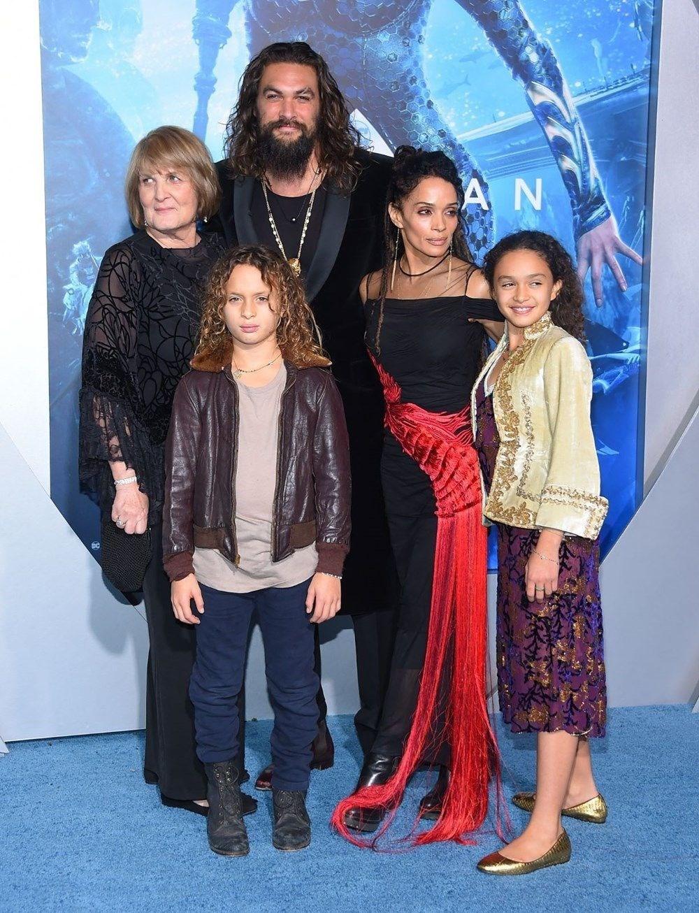 Jason Momoa: Game of Thrones'tan çıkınca ailece aç kaldık - 3