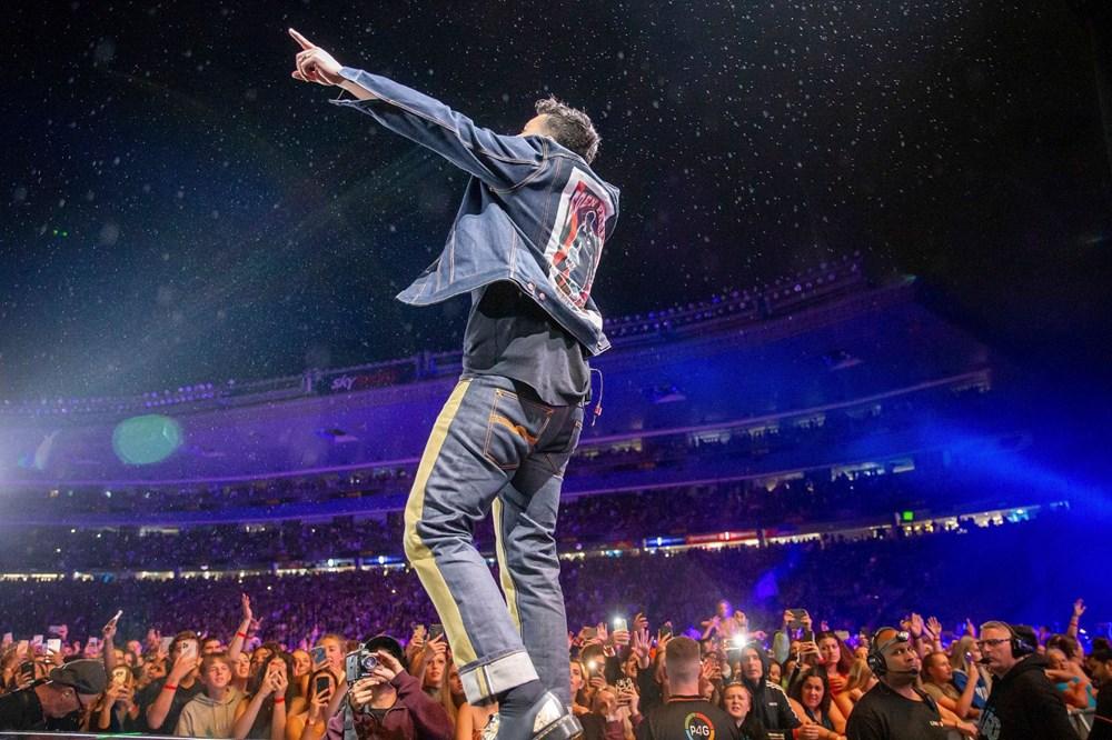 Dünya karantinadayken Yeni Zelanda'da 50 bin kişilik konser - 18